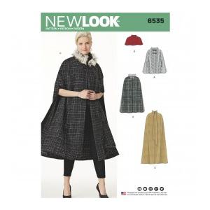 New Look Tipar palton NN 6535