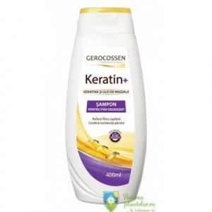 Gerocossen Sampon pentru par degradat Keratin+ 400 ml