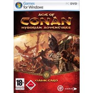 Eidos Age of Conan: Hyborian Adventures Prepaid Card 60 zile (PC)