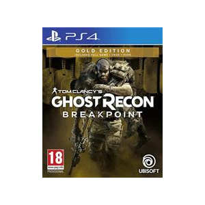 Ubisoft Tom Clancy S Ghost Recon Breakpoint Gold Edition Ps4