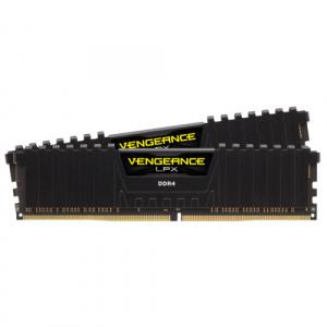 Corsair VENGEANCE® LPX 32GB (2 X 16GB) DDR4 DRAM 3600MHZ C18 MEMORY KIT - BLACK CMK32GX4M2D3600C18