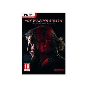 Konami Metal Gear Solid V The Phantom Pain Pc