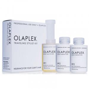 Olaplex Kit Tratamente Par Vospit - Traveling Stylist Kit 15 Aplicari