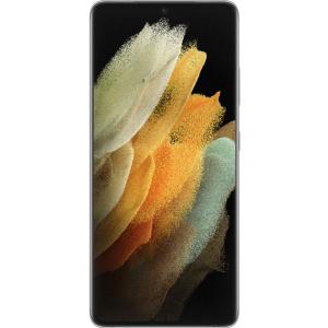 Samsung Galaxy S21 Ultra 5G 12GB RAM 128GB Dual SIM Phantom Silver