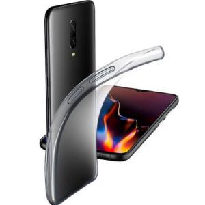 Cellular Line FINECONEPL6TT, Pentru OnePlus 6T (Transparent)