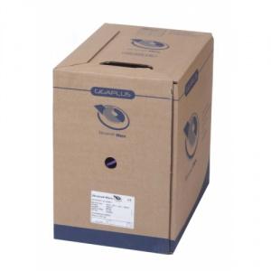 Brand-Rex Cablu UTP BrandRex GigaPlus Cat. 5e 24 AWG U/UTP 4 Pair LSF/OH IEC 332.1 Sheathed Grey RAL 4005Cable