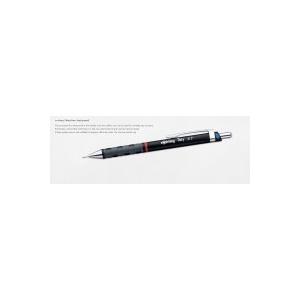 Rotring Creion mecanic Tikky II, 0.35 mm, negru