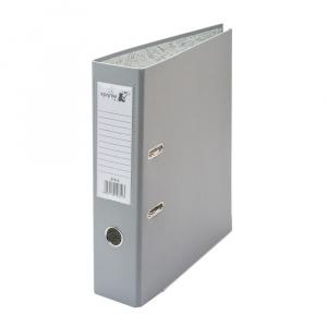Xprime Biblioraft, PP, A4, 7.5 cm, gri