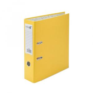 Xprime Biblioraft, PP, A4, 7.5 cm, galben