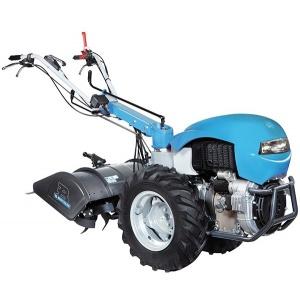Bertolini Motocultor diesel 417S, 3LD510, 12 CP cu freza 80cm, pornire electrica