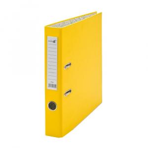 Xprime Biblioraft, PP, A4, 5 cm, galben
