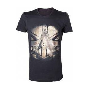 Bioworld Europe Tricou Assassins Creed Syndicate British Flag black M
