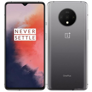 OnePlus 7T  8GB RAM  128GB Flash 4G  Dual Sim Frosted Silver