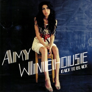 Amy Winehouse Back to Black vinyl