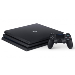 Sony PlayStation 4 Pro 1TB Black + That`s you