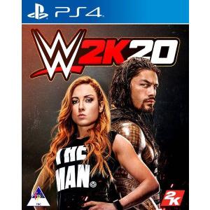 2K WWE 2K20 (PS4)