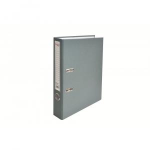 Xprime Biblioraft, PP, A4, 5 cm, gri