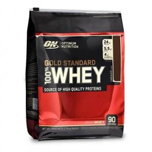 Optimum Nutrition ON Whey GOLD Standard 100%  2.74Kg Vanilie