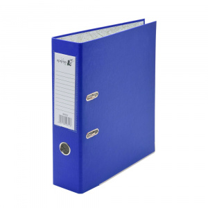 Xprime Biblioraft, PP, A4, 7.5 cm, albastru