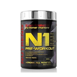 Nutrend Nutrend N1 Pre-Workout 510 g Grapefruit