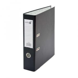 Xprime Biblioraft, PP, A4, 7.5 cm, negru