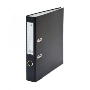 Xprime Biblioraft, PP, A4, 5 cm, negru