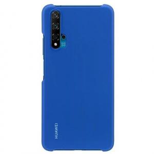 Huawei Protectie Spate 51993762 pentru Nova 5T (Albastru)