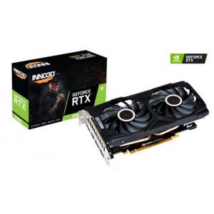 Inno3D GeForce RTX 2060 Twin X2, 6GB, GDDR6, 192-bit