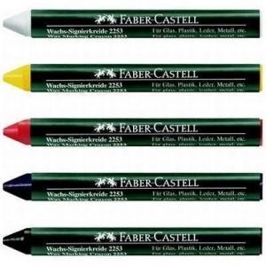 Faber-Castell Creion cerat 2253 suprafete lucioase negru 122299