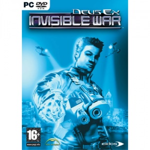 Eidos Deus Ex 2: Invisible War (PC)