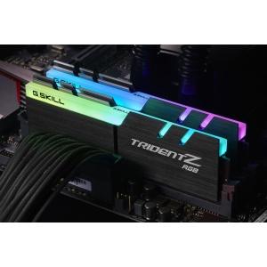 G.Skill Trident Z RGB   DDR4 3000 32GB C16  F4-3000C16D-32GTZR