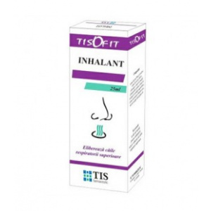 TIS Farmaceutic Inhalant Tisofit, 25 ml