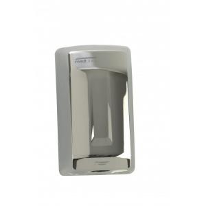 Mediclinics Uscator de maini Smartflow, cu senzor, ABS cromat lucios M04AC