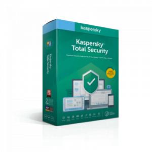 Kaspersky Total Security Licenta electronica  3 device-uri 2 ani Licenta noua