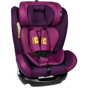 Crocodile Isofix Riola Plus Purple