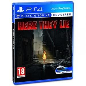 Sony Here They Lie Vr (Psvr) Ps4