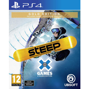 Ubisoft Steep X Games Gold Edition Ps4