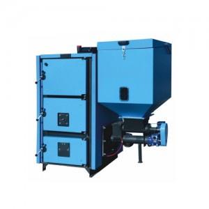 Thermostahl Centrala termica pe peleti MCL BIO 800 - 930 kW