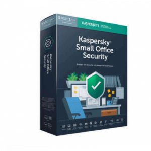 Kaspersky Small Office Security fara file server  2 device-uri  1 an Reinnoire