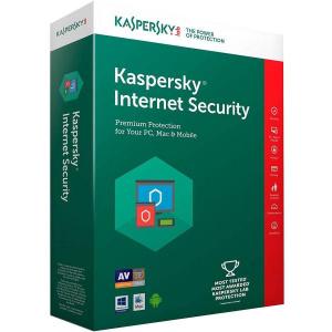 Kaspersky Internet Security, 1 User, 1 An, New, Retail
