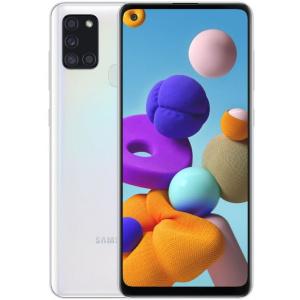 Samsung Galaxy A21s Dual SIM 4GB+64GB White