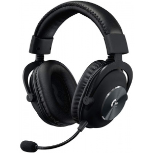 Logitech PRO X GAMING HEADSET WITH BLUE VO!CE 981-000818