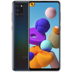 Samsung Galaxy A21s Dual SIM 4GB+64GB Black