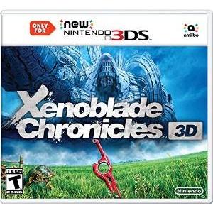 Nintendo Xenoblade Chronicles 3D 3DS