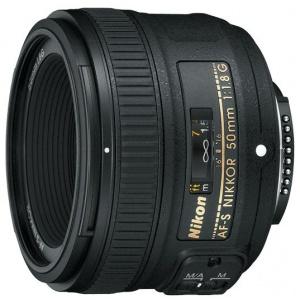Nikon 50mm f/1.8G AF-S JAA015DA