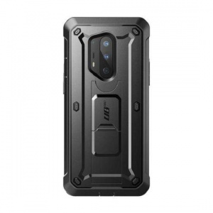 Supcase Carcasa 360 grade Unicorn Beetle Pro OnePlus 8 Pro cu protectie display Negru
