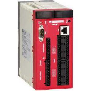 Schneider Electric Controler de sig. xps-mc - 24 v c.c. - 32 int. - semnaliz. cu 48 led-uri - Module oprire de urgenta - Preventa safety - XPSMC32ZC -