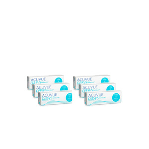 Johnson&Johnson Acuvue Oasys 1-Day with HydraLuxe (180 lentile)
