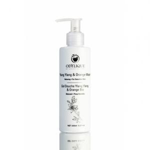 Essential Care Gel de dus cremos Odylique cu Ylang Ylang, 200 ml