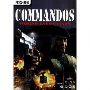 Eidos Commandos Behind Enemy Lines PC